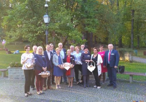 Spotkanie przy kołaczyku z KWW Porozumienie dla Samorządów/ fot. MSZ