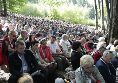 Nabożeństwo. Fot: Luteranie.pl