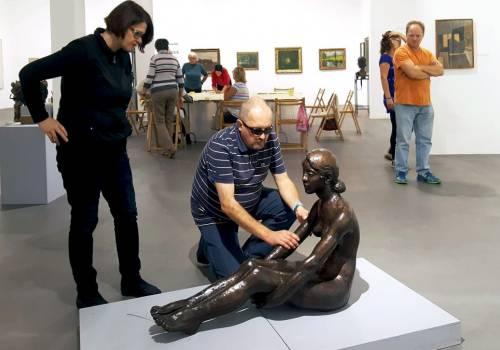 Fot. Galeria Bielska BWA / na zdjęciu Andrzej Koenig