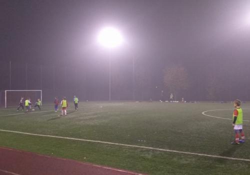 Smog na Orliku Fot: PL