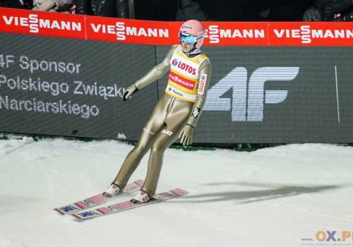 Dawid Kubacki, fot. Bartłomiej Kukucz
