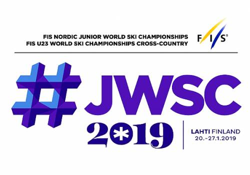Logo 30. Mistrzostw Świata Juniorów w narciarstwie klasycznym