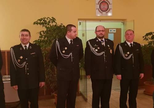 Zdjęcie z oficjalnego profilu OSP Cieszyn Bobrek