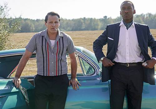 "Kadr  z filmu ""Green Book"""