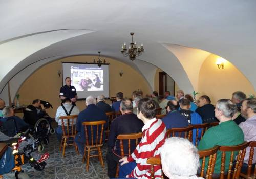 Fot: KPP w Cieszynie