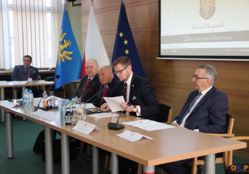 Rozmawiali o transporcie / fot. MSZ
