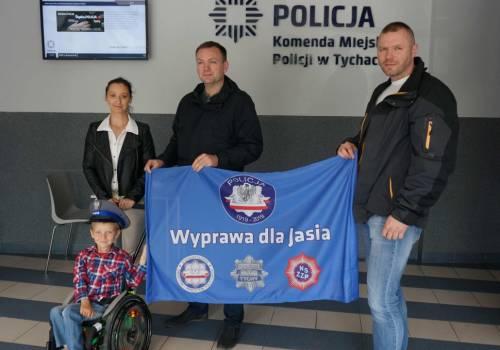 fot.: KPP w Cieszynie