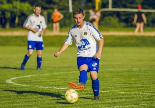 Pogórze ma na koncie sześć zwycięstw w rundzie wiosennej, fot. Waldemar Śniegoń