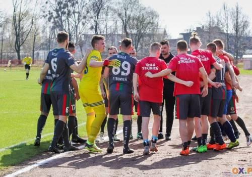 W sezonie 2018/19 najlepsza okazała się Wisła Strumień, fot. Bartłomiej Kukucz