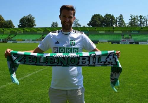 Marek Hanousek dołączył do Karwiny jako wolny zawodnik, gdyż skończyła mu się umowa w Dukli Praga, fot. facebook.com/mfkkarvina