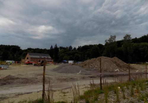 Budowa ośrodka / fot. KR/ox.pl