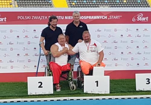 zdjęcie udostępnione naszej redakcji przez p. Janusza Rokickiego - pochodzi z profilu sportowca/ fot. Adrian Stykowski