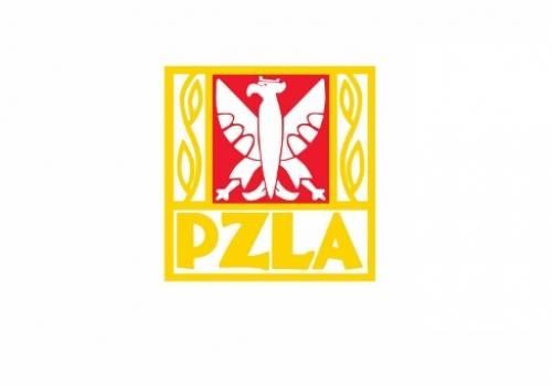 Logo Polskiego Związku Lekkiej Atletyki