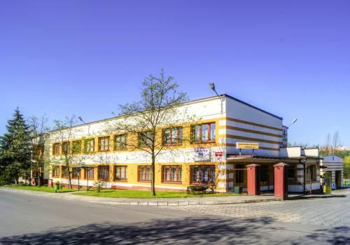 Siedziba Zakładu Gospodarki Komunalnej w Cieszynie. Żródło: ZGK w Cieszynie