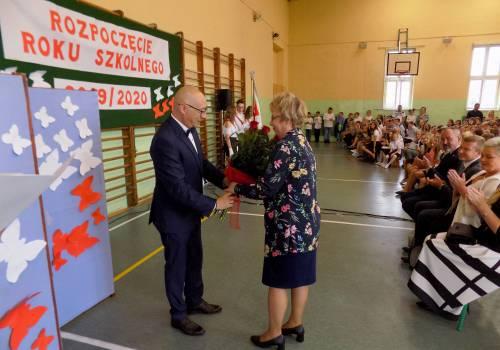 Wojciech Grzebielec i Urszula Kossakowska / fot. KR/ox.pl