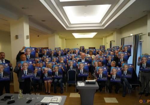 Spotkanie z Ryszardem Macurą - kandydatem na posła
