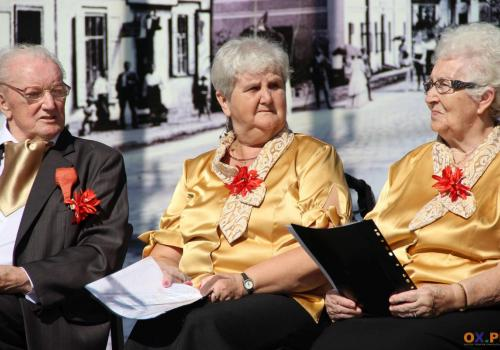 Międzynarodowy Dzień Osób Starszych w Ustroniu / fot. Marta Szymik