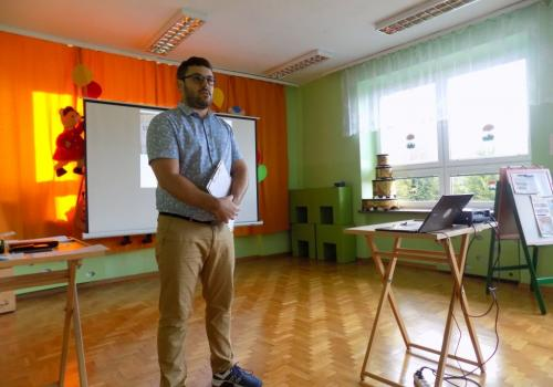 Radny Paweł Sztefek / fot. KR/ox.pl