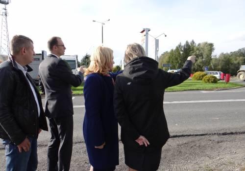 Gmina Hażlach o inwestycjach / fot. mat.pras.