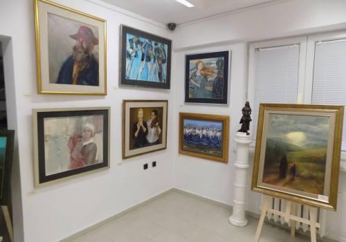 zdjęcie poglądowe - wnętrze Galerii Kukuczka / fot. KR/ox.pl