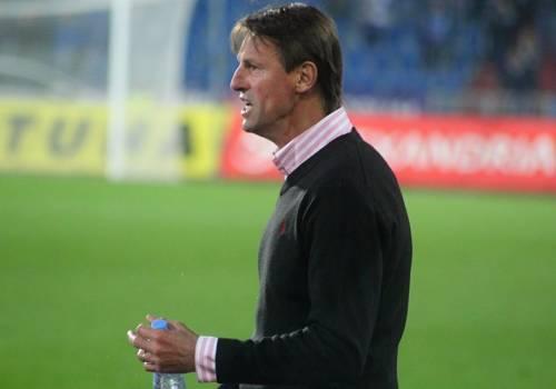 Bilans Frantsika Straki, jako trenera MFK - 9 zwycięstw, 6 remisów oraz 17 porażek, fot. facebook.com/mfkkarvina