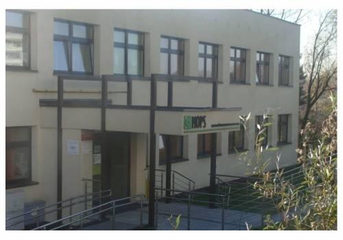 siedziba MOPS-u/ fot. arc.ox.pl