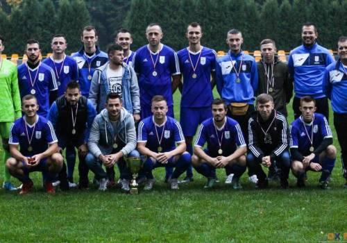 Drogomyślanie, w jednym roku, dwukrotnie radowali się z tryumfu w Pucharze Polski, fot. Bartłomiej Kukucz