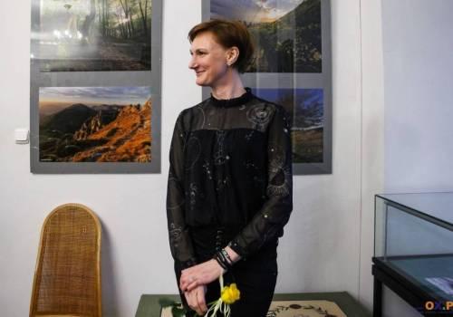 Wernisaż wystawy fotograficznej Małgorzaty Jurzykowskiej/ fot. BK