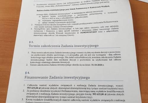Umowa / fot. mat.pras.