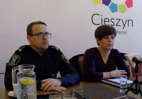 Jacek Bąk i Gabriela Staszkiewicz / fot. KR/ox.pl