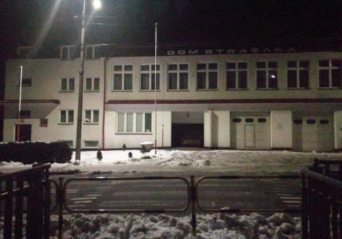 Strażnica OSP w Wiśle Jaworniku przejdzie remont fot. ARC