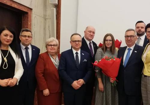 źródło: facebook.com/Łucja-Michałek-Wójt-Gminy-Istebna