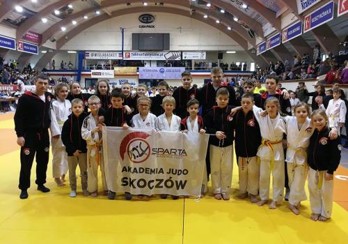 fot. Akademia Judo Sparta Skoczów