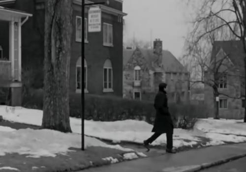 Screen z filmu MARIANNE I LEONARD: SŁOWA MIŁOŚCI