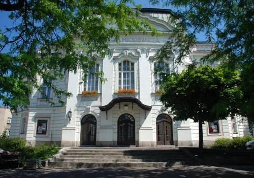 Teatr im.Adama Mickiewicza w Cieszynie odwołał wszystkie spektakle fot. ARC