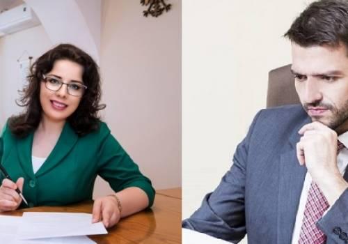 Anna Grygierek i Radosław Ostałkiewicz ograniczają do minimum działalność urzędów.