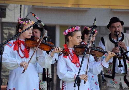 Zdjęcie z ubiegłorocznego Tygodnia Kultury Beskidzkiej. Fot. Stanisław Konopka