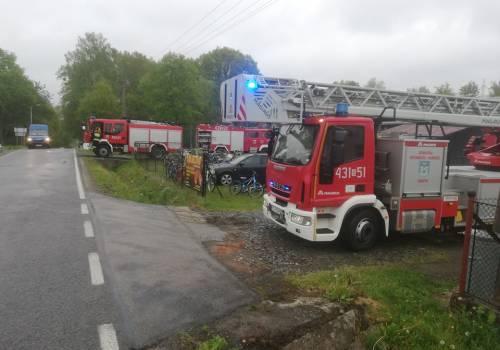 fot. OSP KSRG Kaczyce