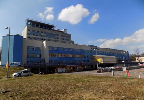 Szpital Śląski w Cieszynie. fot. KR/ox.pl