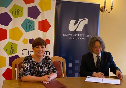 Zdjęcie ze strony Burmistrz Miasta Gabrieli Staszkiewicz w mediach społecznościowych