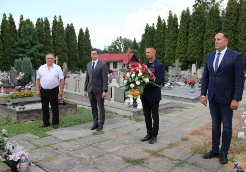 W Dębowcu uczcili pamięć ofiar I wojny światowej / fot. OX.PL