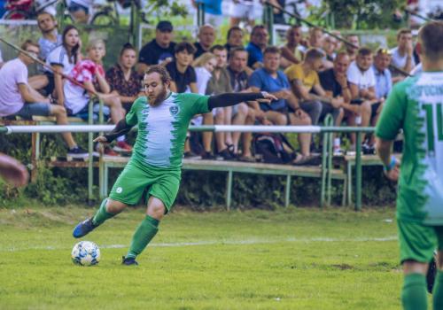 Ochaby mają za sobą dwa tygodnie przerwy od ligowych zmagań - w niedzielę będą gościć Zabłocie, fot. Waldemar Śniegoń
