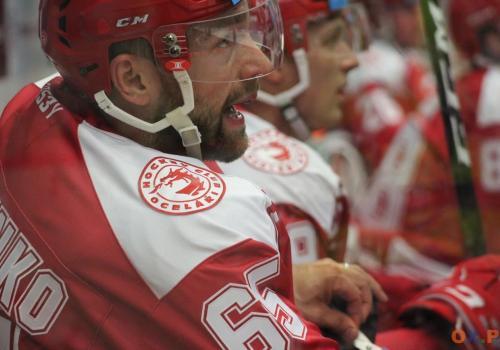 Końcowy rezultat - 6:2 - ustalił Tomas Marcinko (na zd.), fot. AP