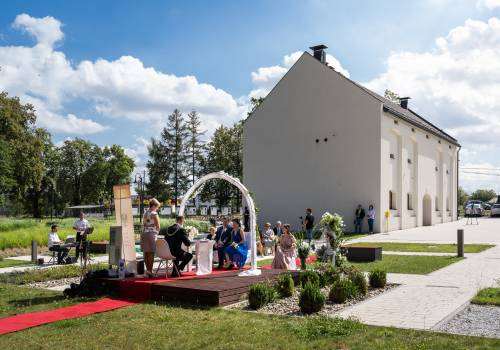 Miejsce, które połączyło zakochanych / fot. mat.pras.