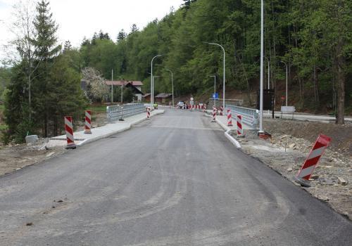 Fotografia z maja br. Źródło: facebook.com/Tomasz-Bujok-Burmistrz-Miasta-Wisła