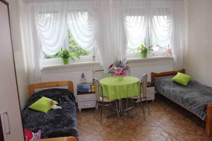 Pokój w PDPS. Fot: mat.pras.