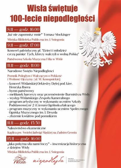źródło: profil facebookowy miasta Wisły
