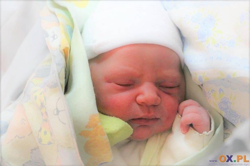 Julia Hess z Cieszyna, córka Anny i Krzysztofa