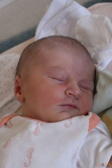 Michał Darosz z Wisły, syn Darii i Mateusza