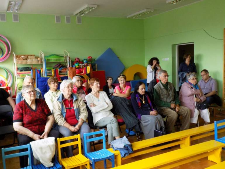Przybyli na spotkanie mieszkańcy / fot. KR/ox.pl